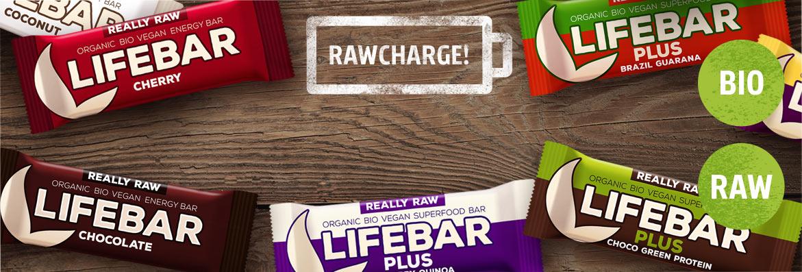 Tyčinky Lifebar a Lifebar Plus