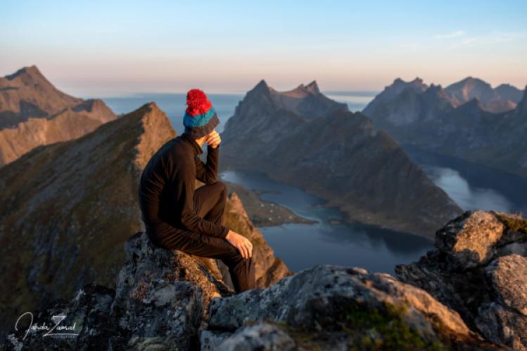 Expedice na 27 vrcholků EU: část I. Začátek