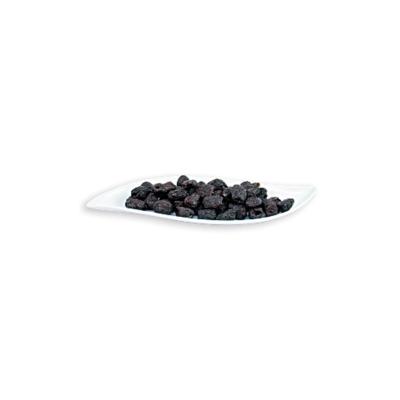 Olivy černé sušené bez pecek BIO RAW 500 g