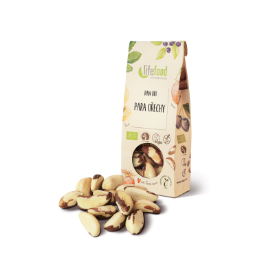 Para ořechy BIO RAW
