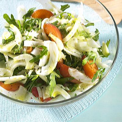 Meruňkovo-fenyklový salát