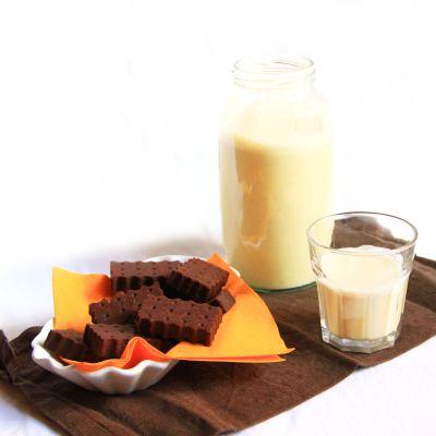 Raw kakaové sušenky