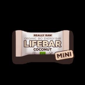 MINI Lifebar kokosová BIO RAW