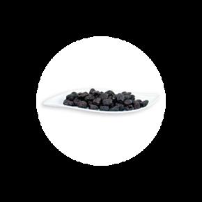 Olivy černé sušené bez pecek BIO RAW 150 g