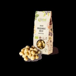 Makadamové ořechy BIO RAW
