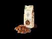 Oříšková tyčinka s výběrem ze sušeného ovoce máčená v čokoládě