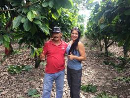 Reportáž z trochu jiné kakaové farmy I.