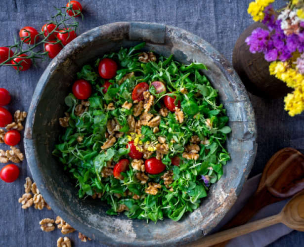 The 4 proven health benefits of a plant-based diet