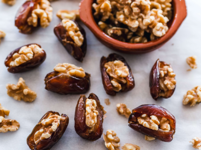 Dates - a superfood not to be missed
