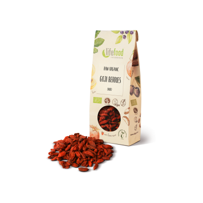Raw Organic Dried Goji Berries