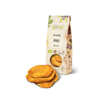 Raw Organic Dried Mango Slices
