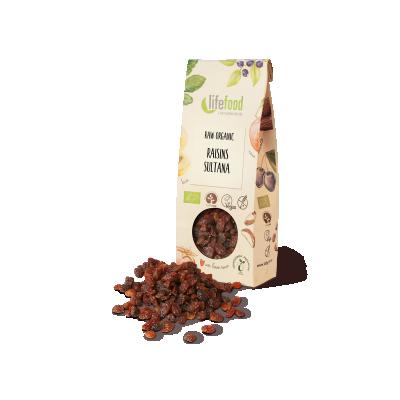 Raw Organic Sultana Raisins