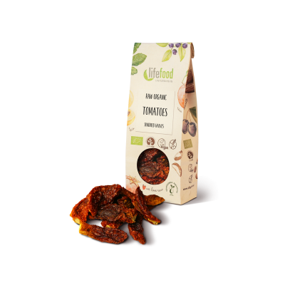 Raw Organic Sundried Tomatoes Halves