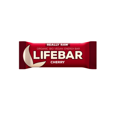 Raw Organic Lifebar Cherry