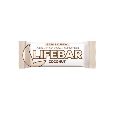 Raw Organic Lifebar Coconut