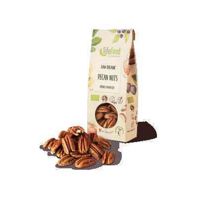 Raw Organic Pecan Nuts