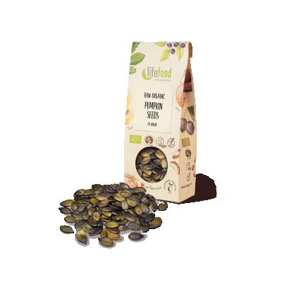 Raw Organic Pumpkin Seeds