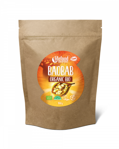 Raw Organic Baobab Powder