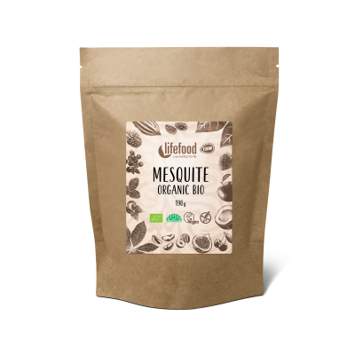 Organic Raw Mesquite Powder
