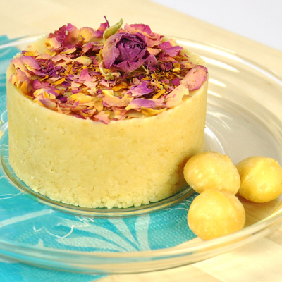 Macadamia Nut Cheese
