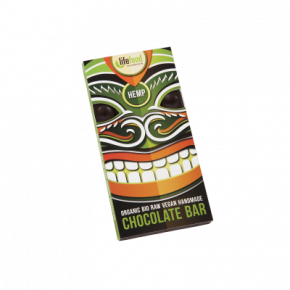 Raw Organic Hemp Chocolate 70g