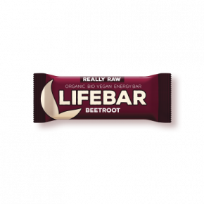 Raw Organic Lifebar Lemon Beetroot