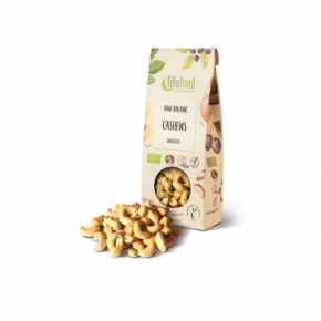 Raw Organic Cashew Nuts