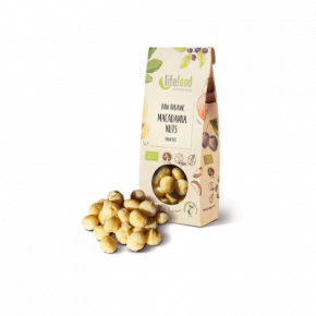Raw Organic Macadamia Nuts