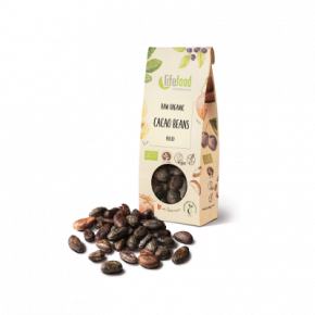 Raw Organic Cacao Beans Hand-peeled