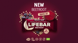 New for this autumn: Beetroot Lifebar
