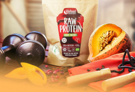 New: Raw protein superfood powders
