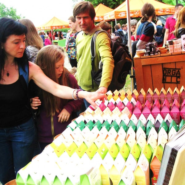 RawFest 2014 festival živého jídla