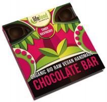 Malinová čokoláda