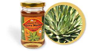 Sirup z agave raw bio