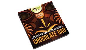 Lifefood raw čokoláda střední 80 kakao