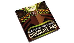Lifefood raw čokoláda střední 95 kakao