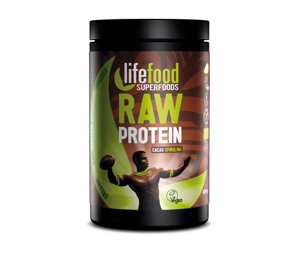 Kakaový protein