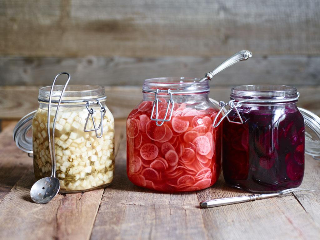 Fermentation as preparation for the winter - check it out!