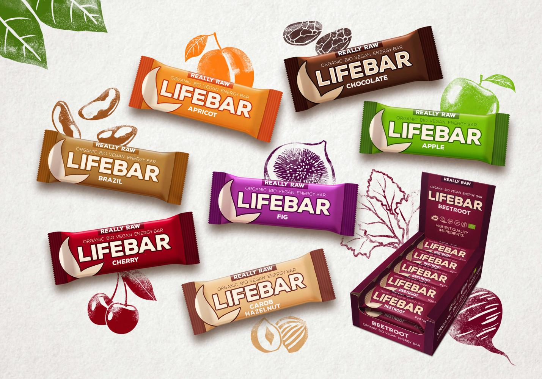 Tyčinky Lifebar jsou nejkvalitnější na trhu