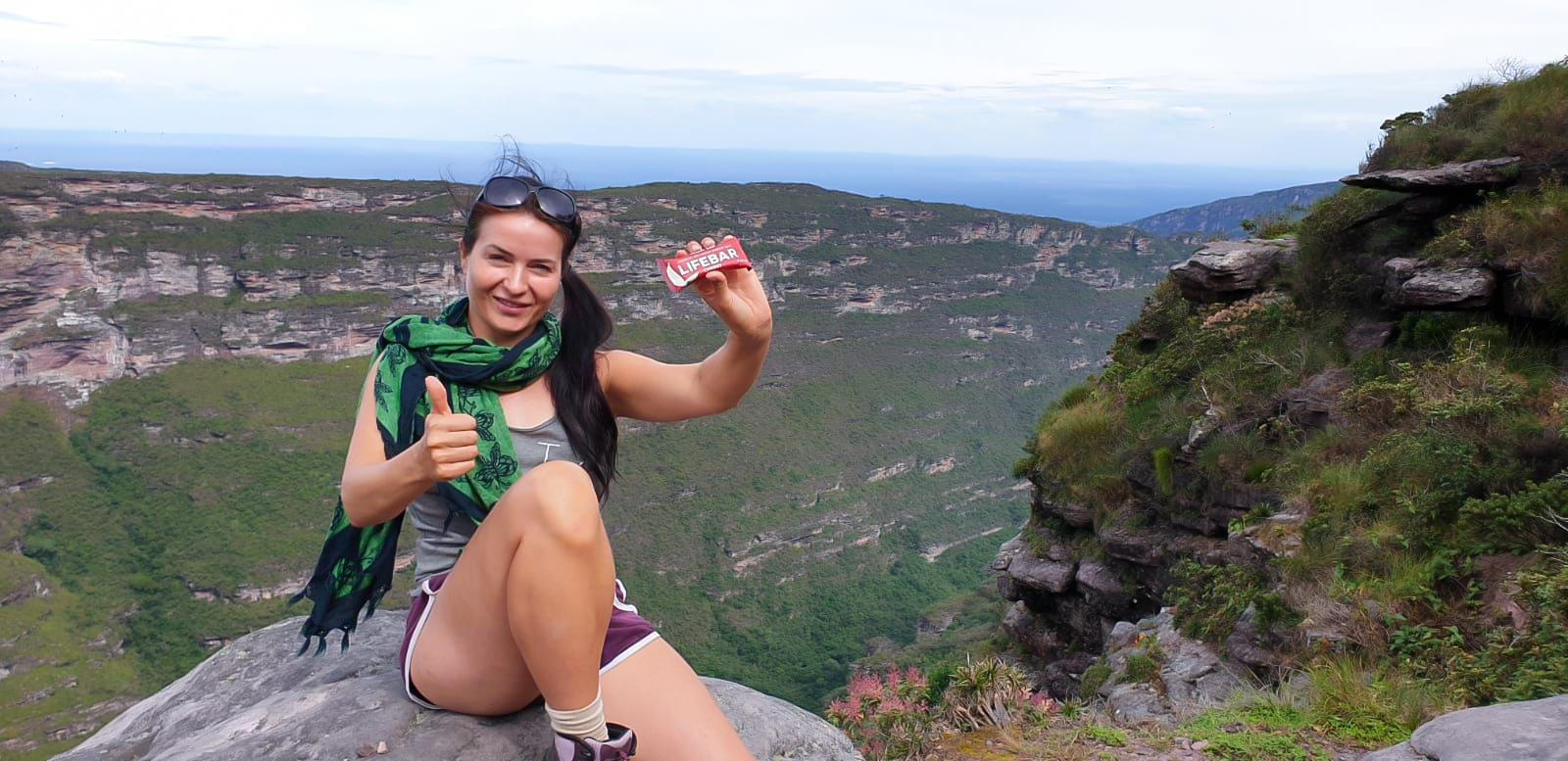 Tereza Havrlandová, majitelka Lifefoodu, je nadšenou cestovatelkou.