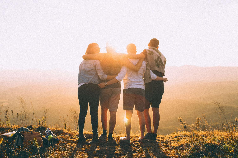 Přátelství je jedním z důležitých pilířů zdravé psychiky