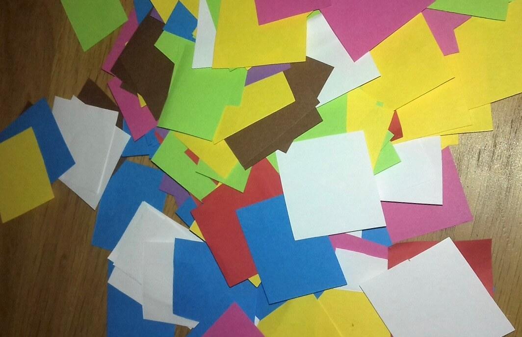 Papír je zdrojem mnohé radosti