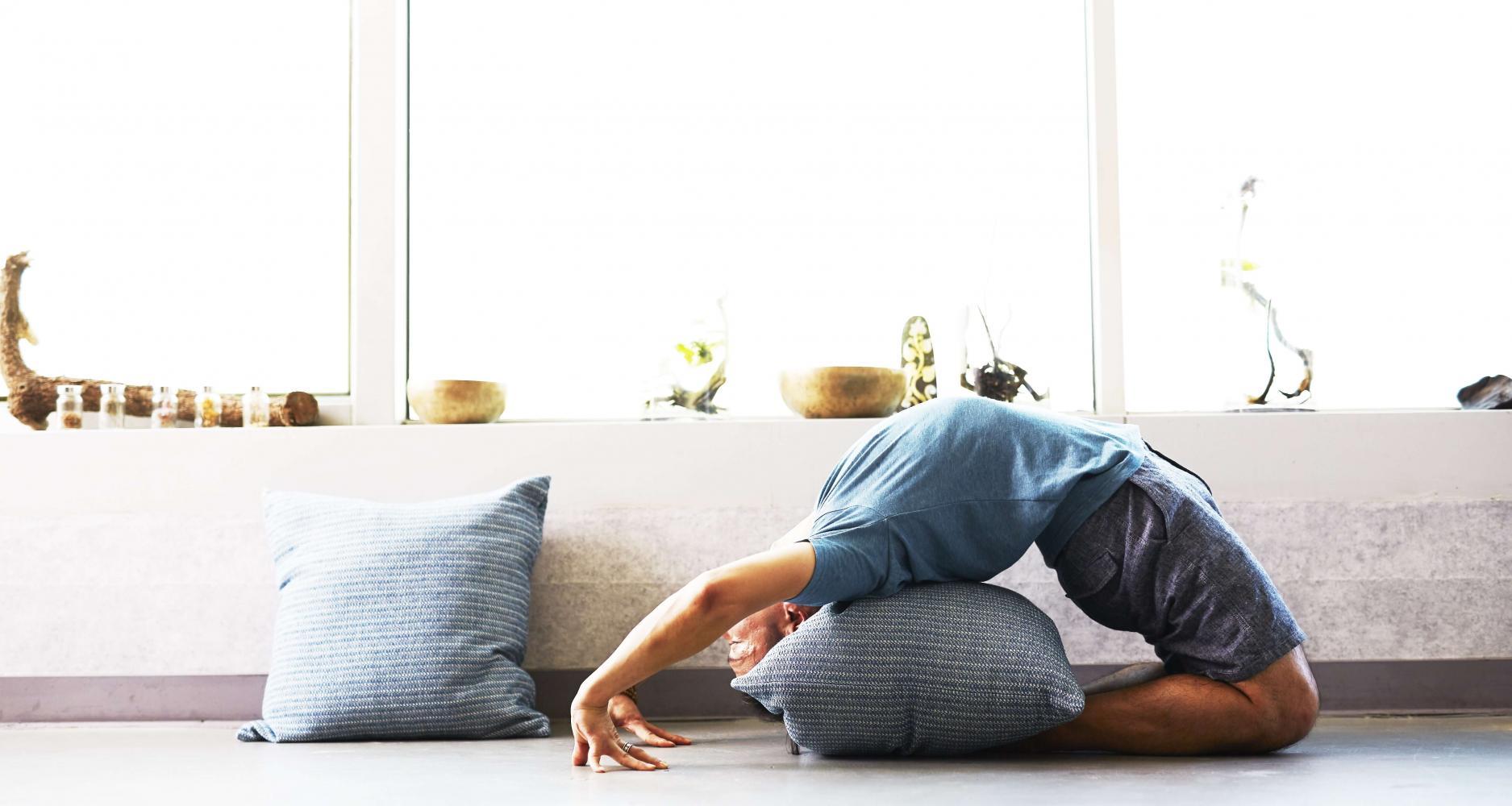 Cvičením k vyrovnané mysli
