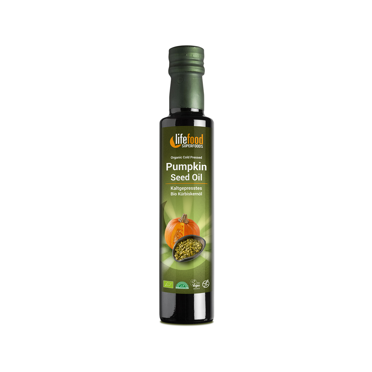 Lifefood Cold pressed Pumpkin Oil