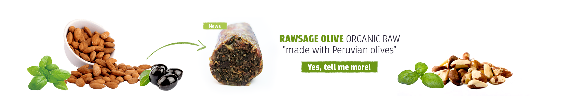 New rawsage olive is here!
