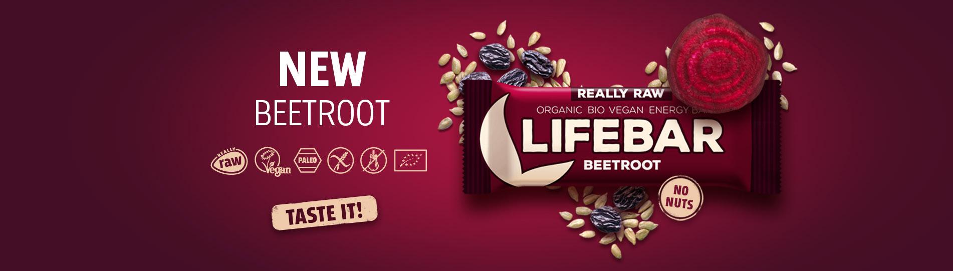 Beetroot Lifebar